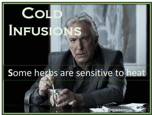 PathologyPrevention Using Cold-Infusions