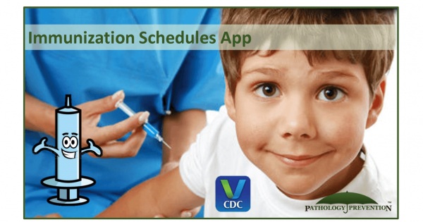 Pathology Prevention Using The Vaccine Schedules App